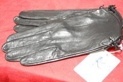 組曲kumikyoku黒羊皮革手袋黒21サイズ