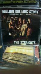 THE STRAIGHTS/$1000000STORYジャパロカロカビリークリームソーダ激レア
