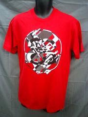 ☆ステューシー STUSSY SSプリント Tシャツ M 未使用品ストリート 旧モデル