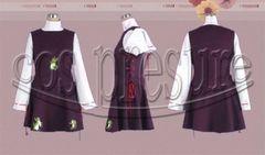 東方Project 東方風神録 洩矢諏訪子◆コスプレ衣装