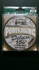 ユニチカ ジギング スーパーPE ライン 15LB 200m  5292円