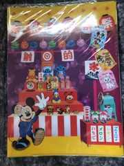 ディズニーストア クリアファイル ミッキー ミニー 夏祭り