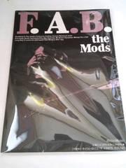 <即決>THE MODS/F.A.B.・バンドスコア