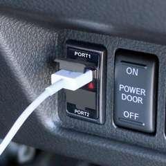 USBポート 日産車系専用 ヤック YAC VP119