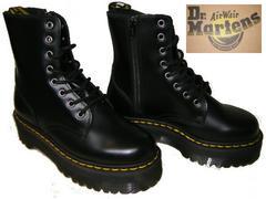 ドクターマーチンJADON 8ホール ブーツ厚底15265001uk9