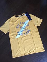 TOMMY HILFIGEGER☆ナンバーTシャツ・新品トミー