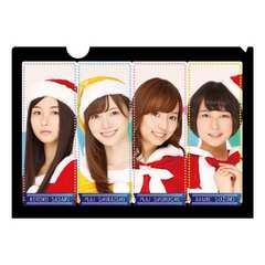 即決 乃木坂46 クリアファイル 5/ Merry X'mas Show 2015 新品