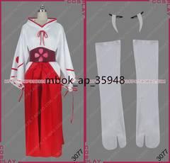 転生したらスライムだった件 転スラ シュナ(朱菜)コスプレ衣装