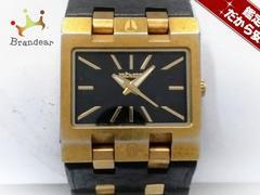 NIXON(ニクソン) 腕時計 THE RIG 7A メンズ 革ベルト 黒