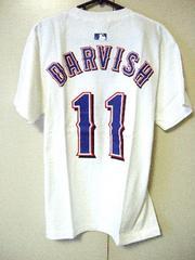 ★Darvish★ダルビッシュ#11★テキサス・レンジャース★Majestic★新品★