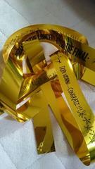 BIGBANGドームツアー 0.to.10 THE FINAL金テープ非売品