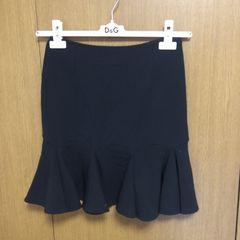 ラルフローレン黒 スカート サイズ0