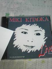 送料無料シャンソン北岡樹ファーストリサイタルライブ'97
