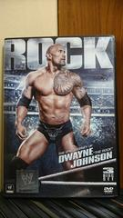 WWE 超肉体派アクション俳優 ザロック ドウェインジョンソン ドキュメンタリー三枚組 DVD