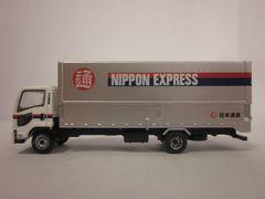 ザ・トラックコレクション第11弾 日本通運いすゞフォワート中型゙ウィング