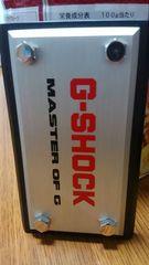 G-SHOCK 非売品 マスターオブG 金属プレート 約名刺サイズ 貴重品