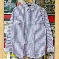 BARBICHE バルビッシュ ストライプシャツ 超美品 イタリー 46