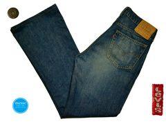 廃盤 リーバイス557 ブーツ・シューカット W31(83cm)・股下77cm