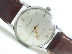 3278/SEIKOセイコー超稀少アンティーク!ローレル☆手巻き式メンズ腕時計!