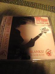 未開封CD,人時PIRANHA HEADS(黒夢)