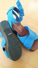 美品♪10�aヒール♪靴♪Lサイズ