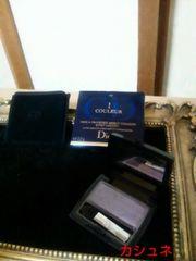 Dior・アン クルール・アイシャドウ・156・パープル