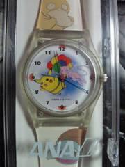 ポケットモンスター ピカチュウ ANA 全日空 コラボ 限定 シチズン 腕時計 ウォッチ