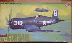 1/48 ハセガワ アメリカ海軍 ヴォート F4U-4 コルセア
