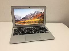 ★すぐ使える★SSDサポート充実初心者★高性能i5MacBookAir