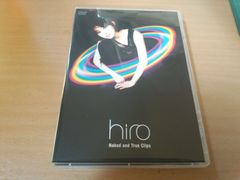 hiro (SPEED) DVD「Naked and True Clips」●