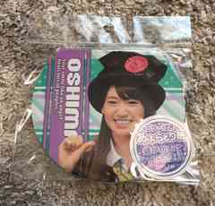 元AKB48 大島優子 ミラー付きあぶらとり紙(50枚入り)