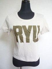 RYUSPORTSリュウスポーツ☆プリントTシャツ