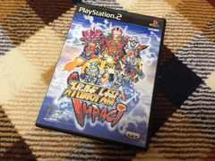 PS2スーパーロボット大戦IMPACT