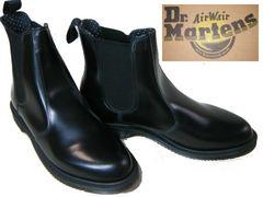 ドクターマーチン チェルシー サイドゴア ブーツ14649001黒 uk6