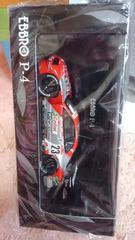 1/43 エブロxP-4 カストロール ピットワーク スカイライン GT-R 未開封 新品 限定品