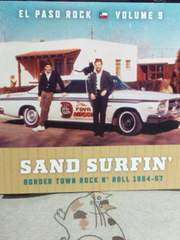 Sand Surfin' Border Town Rock N'Roll '64-67(サーフィン/60'ロックンロ-ル