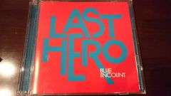 BLUE ENCOUNT「LAST HERO」初回DVD付
