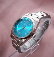 メタルウォッチBL−腕時計ELITE