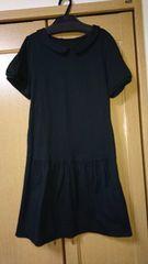 フランシュリッペ大きいサイズワンピース黒