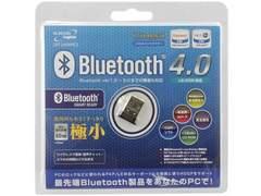 Logitec Bluetooth USBアダプタ コンパクト Ver4.0 Class2