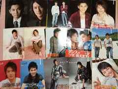 タッキー&翼 06年アイドル5誌切り抜き 214枚