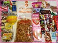お取り寄せお菓子1kg他☆食品、飲料詰め合わせセット