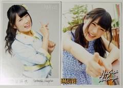 NMB48 AKB48●渋谷凪咲●トレカ●2枚セット●残1
