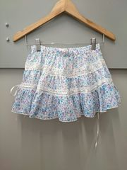 LIZ LISA☆小花柄スカート