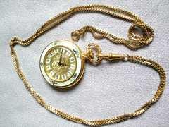 ROLEX総代理店ブッフェラー小型懐中時計