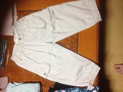ユニクロ UNIQLO 女の子用 パンツ 身長125-135