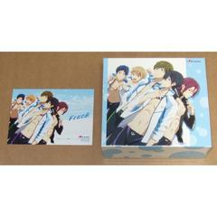 Free! キャラクターソングシリーズ 全5巻+収納BOX