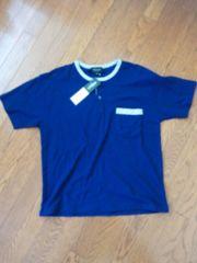 REGAL リーガル シャツ チェック 半袖 タグ付き 未使用 アングル製 M