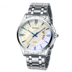 メンズ時計トップブランドの高級男性の腕時計 ブルー