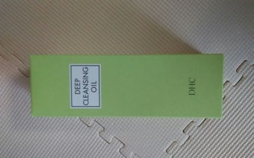 DHC DEEP CLEANSING OIL 新品 箱入り